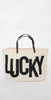 Santa Barbara Lucky Jute Bag Jute