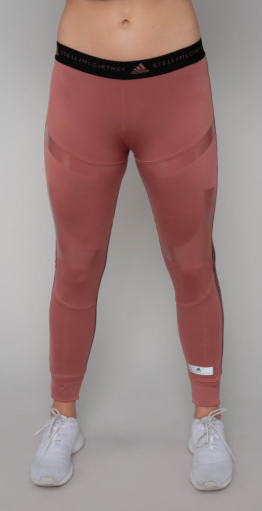 Adidas by Stella McCartney Running Ultra Tight Coffee Rose
