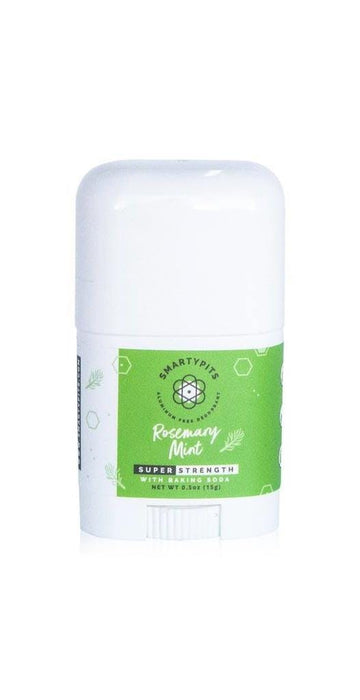 Smartypits Mini Rosemary Mint Deodorant