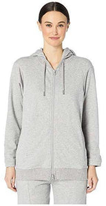 Adidas by Stella McCartney Essential Hoodie Medium Heather Gray