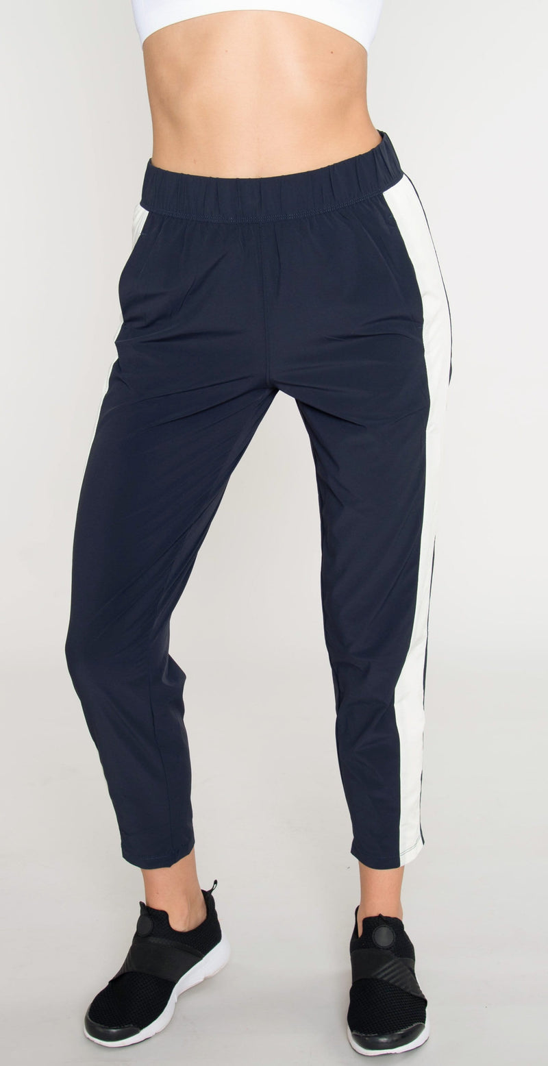 Splits59 Hill Crop Pant Indigo/Off White