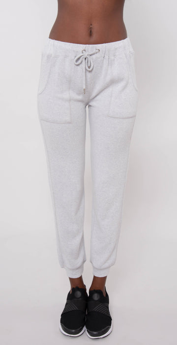 French Kyss Jogger Grey