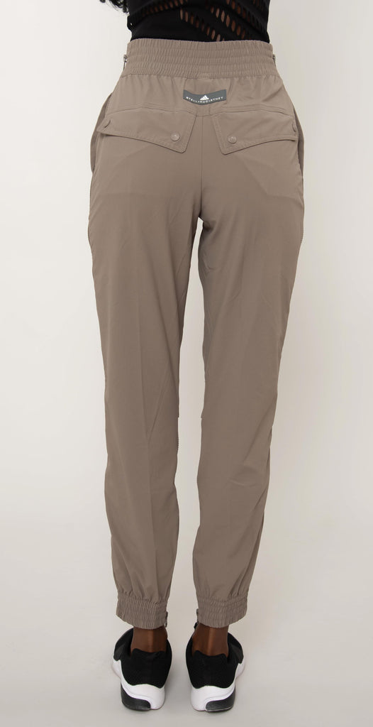 Adidas by Stella Mccartney Performance Track Pant Simple Brown