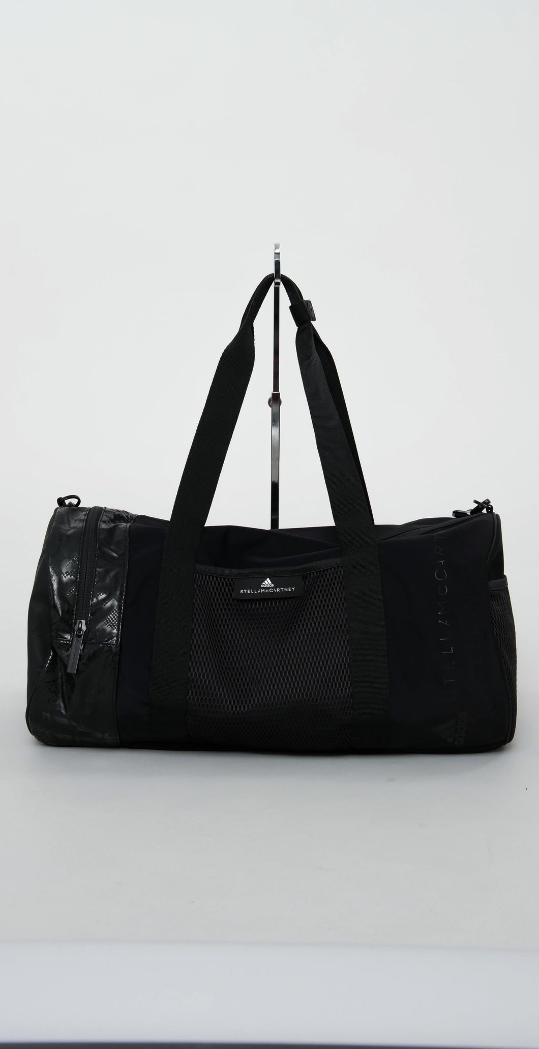 Adidas by Stella McCartney Round Duffle Bag Black