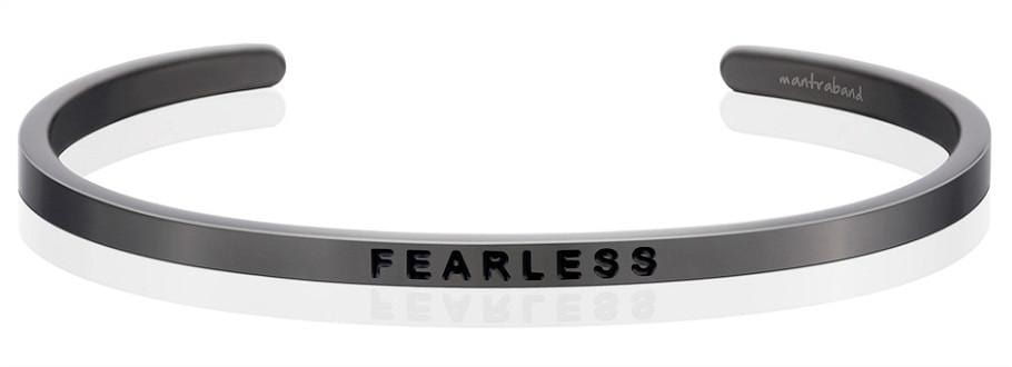 Fearless MantraBand Moon Gray