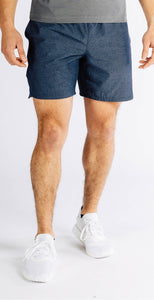 Rhone Guru Short Navy