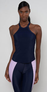 Heroine Sport Performance Tank Navy