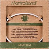 Infinite Love Mantraband