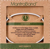 Just Dance Mantraband