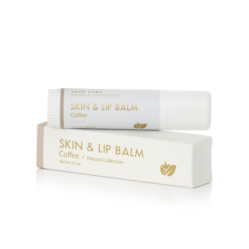 Yuzu Skin & Lip Balm Coffee