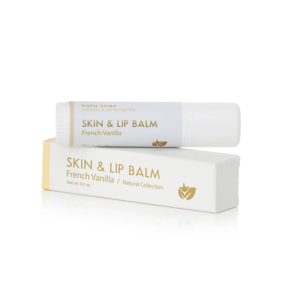 Yuzu Skin & Lip Balm French Vanilla
