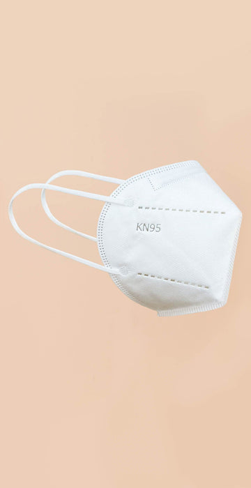 HyFyve KN95 Face Mask non-medical white