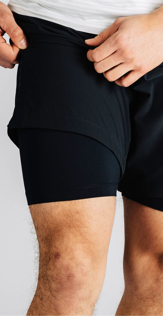 Rhone Maneuver Short Black
