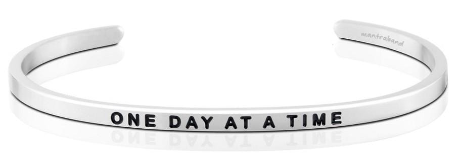 MantraBand® One Day At A Time