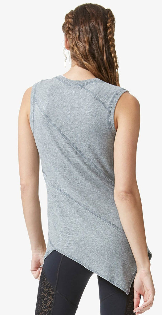 Vimmia Serenity Splice Muscle Tank Grey