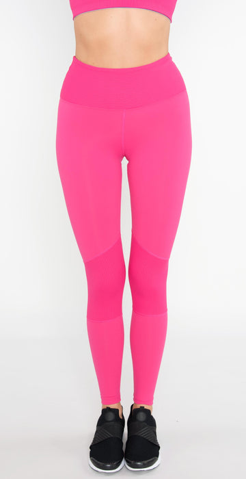 Year of Ours Jab and Hook Legging Magenta