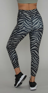 Year Of Ours Tiger Veronica Legging Sage