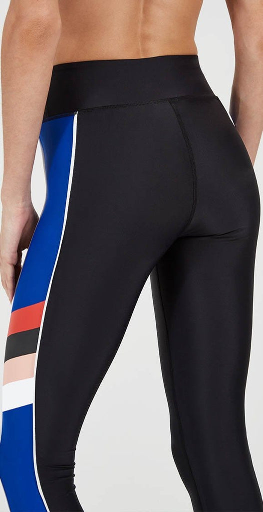 P.E Nation Touchback Legging Black