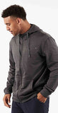 Vuori Movement Hoodie Black Heather