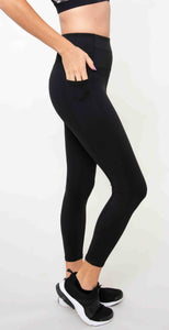 Skechers GoWalk High Waisted Legging Black