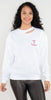 Sub_Urban Riot Pour Decisions Jasmine Sweatshirt White
