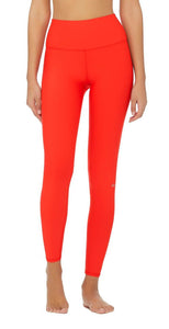 Alo Yoga High-Waist Airlift Legging Cherry Pop