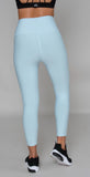 Alo Yoga High-Waist Airlift Capri Powder Blue