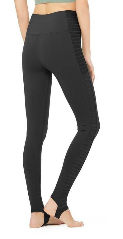 Alo Yoga High Waist Prism Legging black