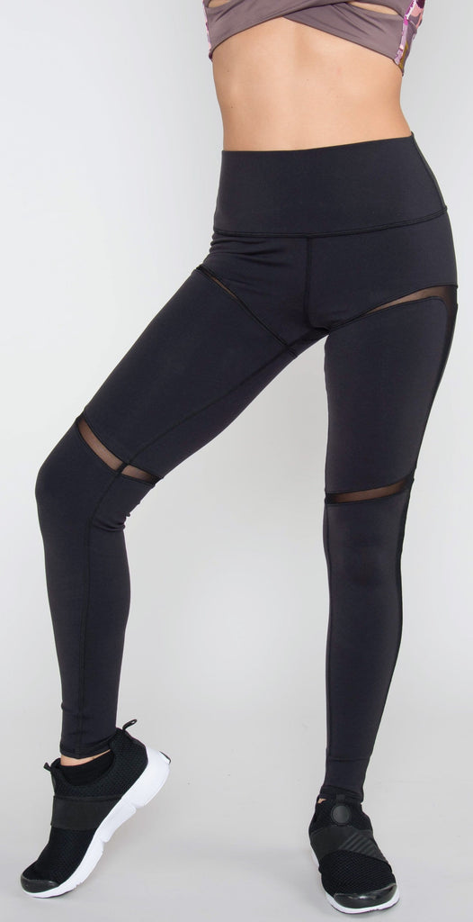 Alo Yoga High Waist Scope Legging Black