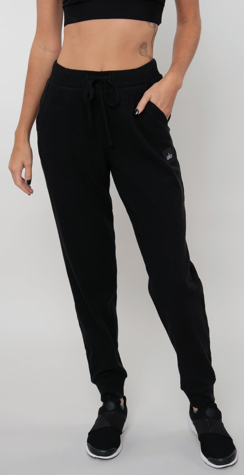 Alo Yoga Muse Sweatpant Black