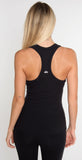 Alo Yoga Rib Support Tank Black