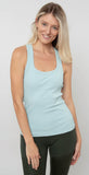 Alo Yoga Rib Support Tank Cloud