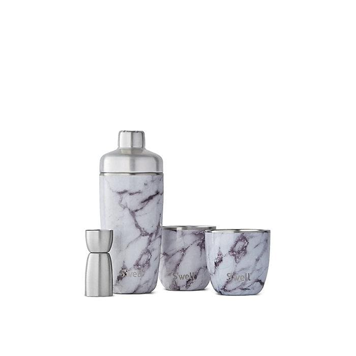 S'Well Cocktail Kit - White Marble