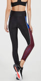 P.E Nation Without Limits Legging Maroon