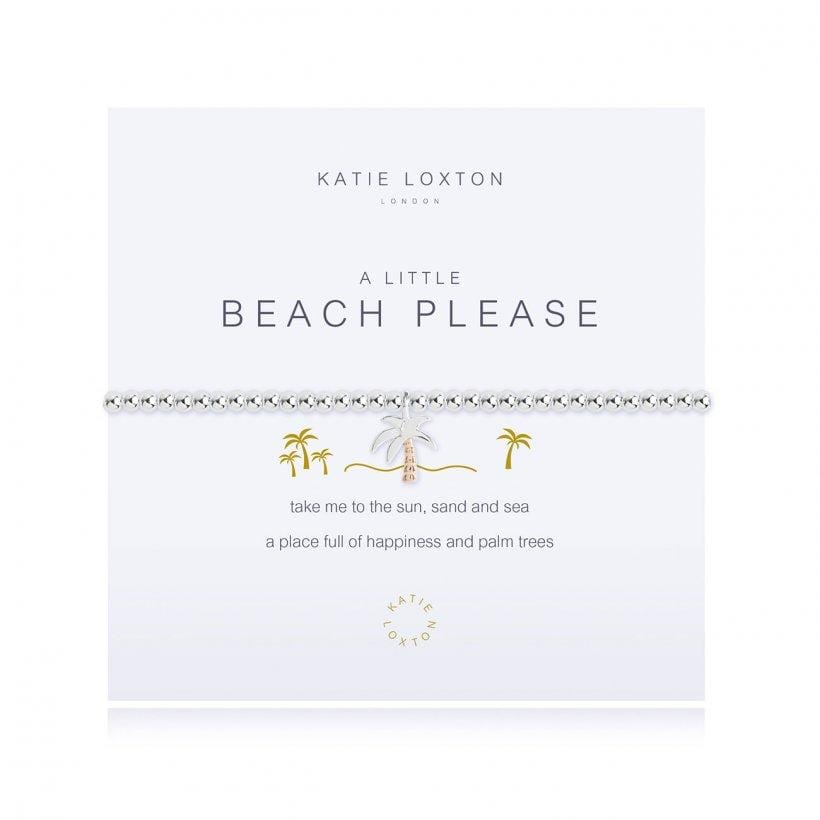 Katie Loxton A little BEACH PLEASE bracelet