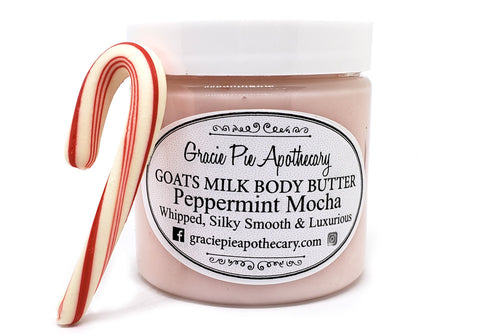 Peppermint Mocha Body Butter