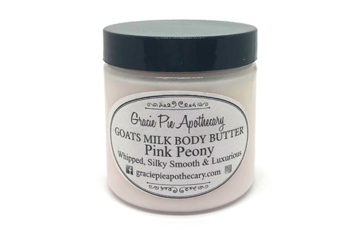 Pink Peony Body Butter