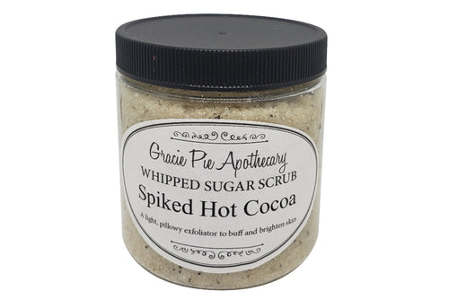 Spiked Hot Cocoa Sugar Scrub