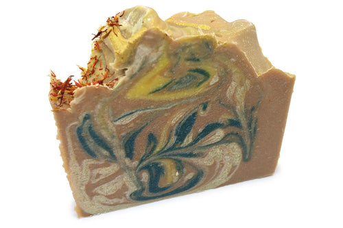 Magnolia and Tonka Bean Goats Milk Soap