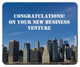 Congratulations on your New Business Venture Gift Set