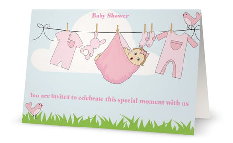 Baby Shower 3 Instant Digital Download
