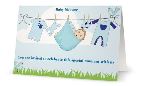 Baby Shower 4 Instant Digital Download