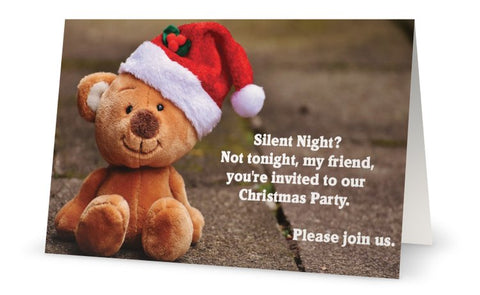 Christmas Party Invitation 3 Instant Digital Download