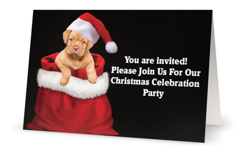 Christmas Party Invitation 4 Instant Digital Download