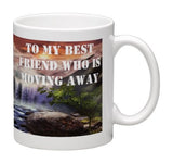 To My Best Friend Who Is Moving Away Gift Set
