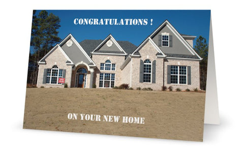 Congratulations On Your New Home Digital Download