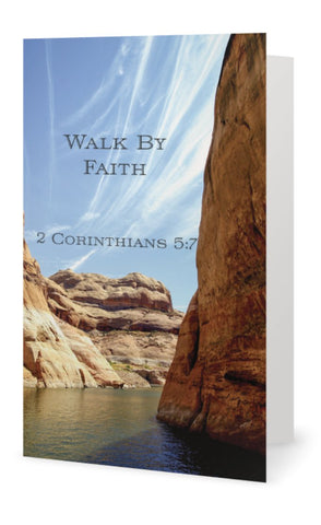 Walk By Faith Instant Digital Download