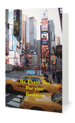 We Thank You For Your Business Digital Download