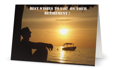 Best Wishes To You On Your Retirement Digital Download