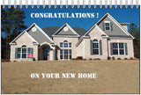 Congratulations On Your New Home Gift Set.